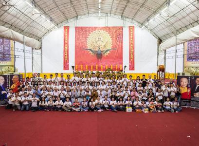 《一生成就的佛法 —— 唐密大公开》 国际研讨会和大法会 2015